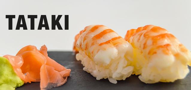Tataki - Comida japonesa Cádiz