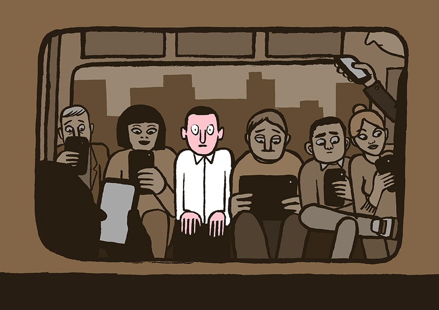la vida digital