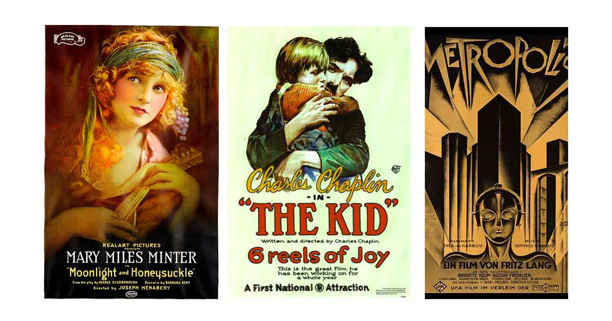 La historia del cartel cinematográfico - befresh-studio | befresh ...