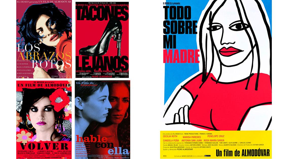 Iconos del cartel cinematográfico - befresh-studio | befresh-studio ...