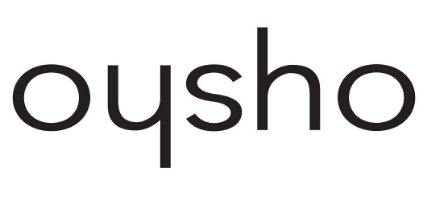 Oysho utiliza el mensaje publicidad en su naming
