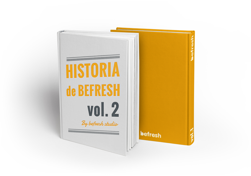 historia de befresh studio