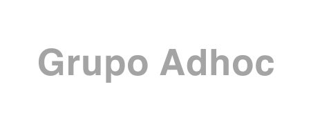 Logotype Grupo Adhoc