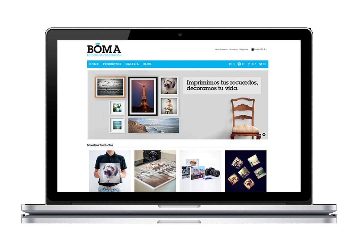 Shop online:BOMA