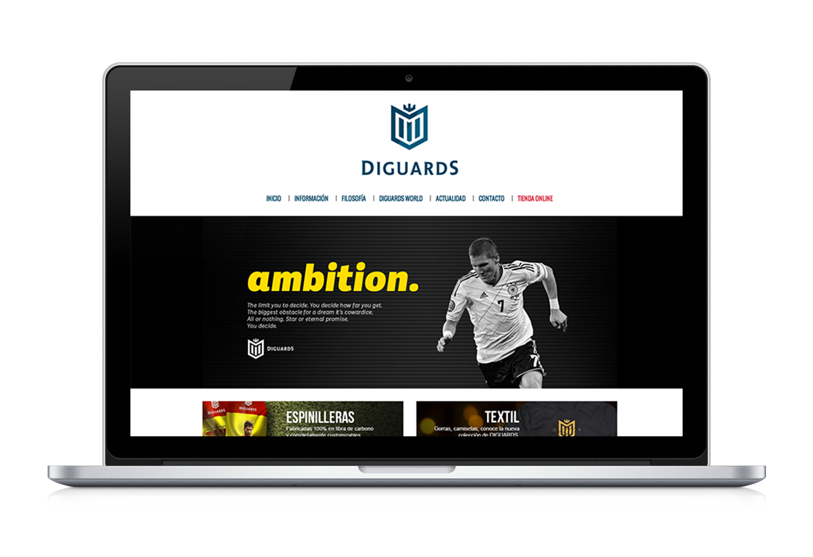 Shop online:Diguards