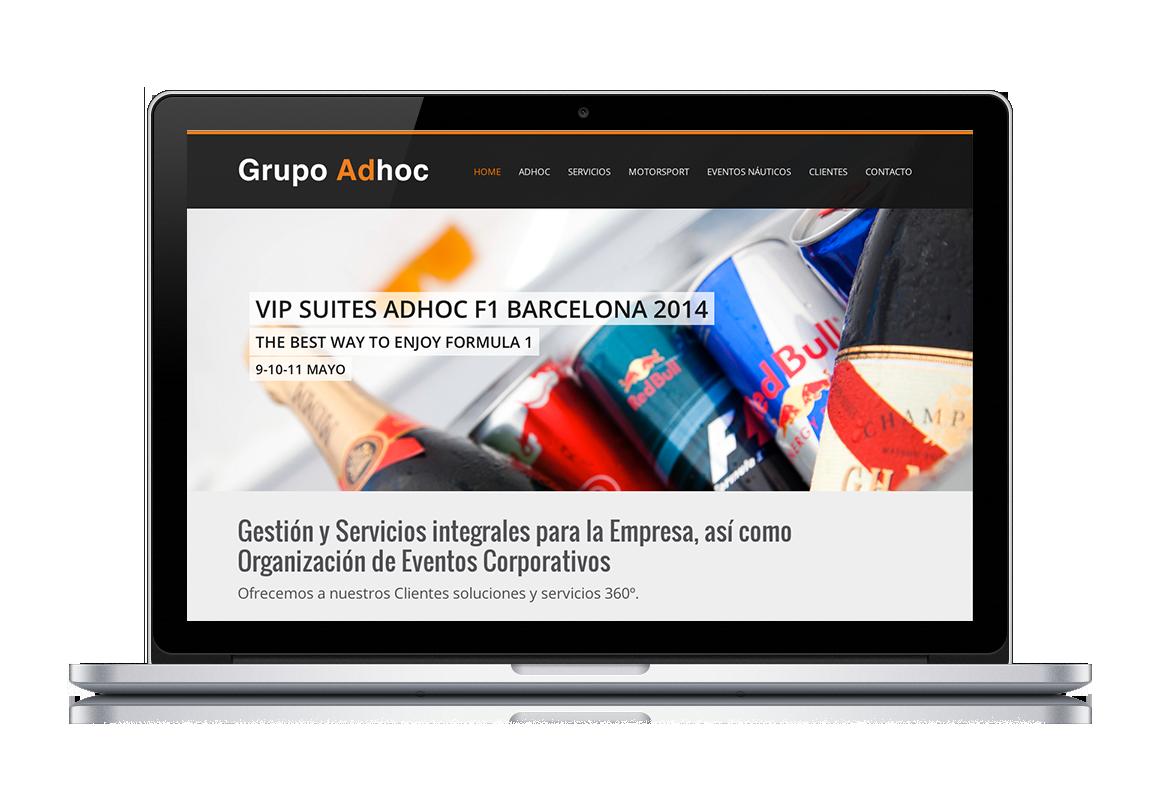Image of Grupo Adhoc