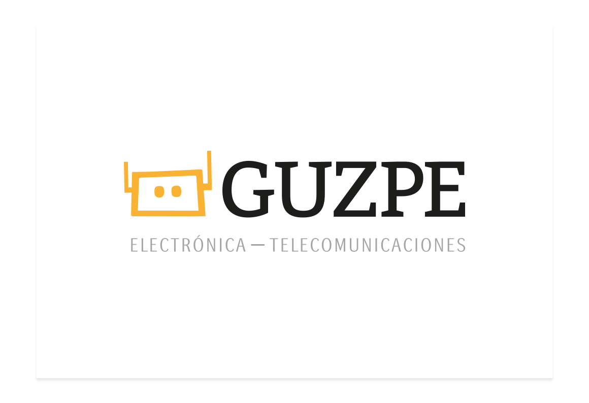 corporate image & branding of Guzpe