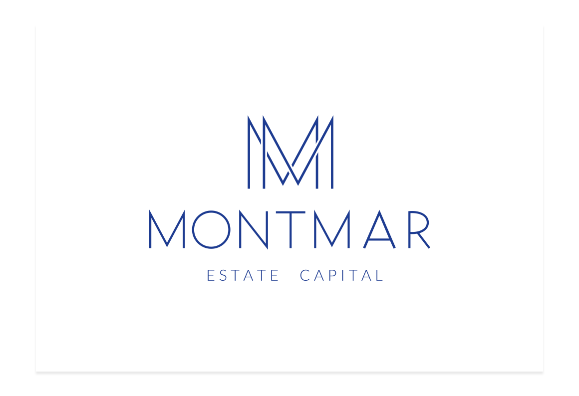 imagen corporativa & branding de Montmar Estate Capital