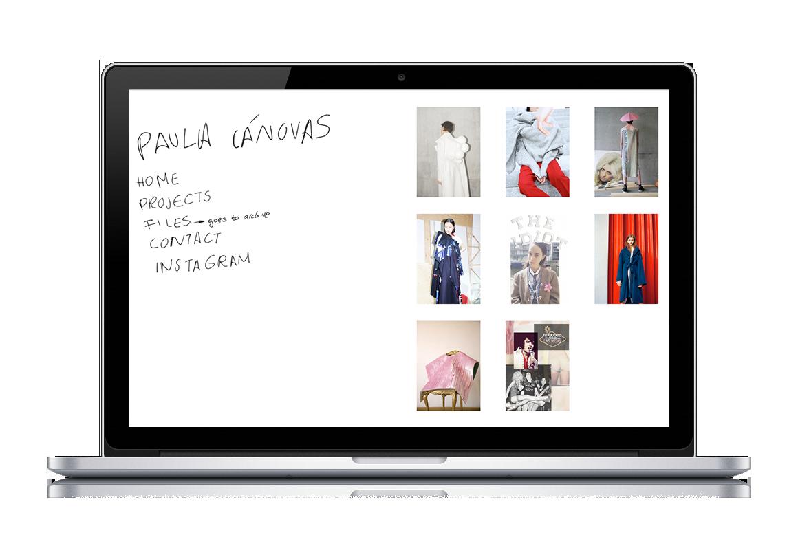 Desarrollo web:Paula Cánovas