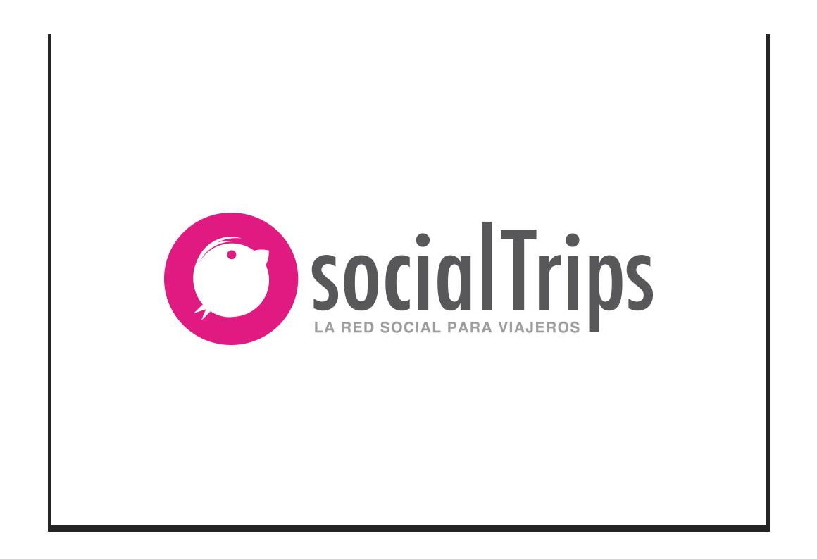 Corporate image & Branding:Socialtrips. Branding