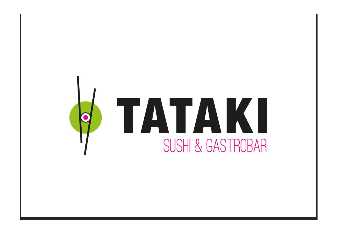 imagen corporativa & branding de Tataki - Sushi & Gastrobar