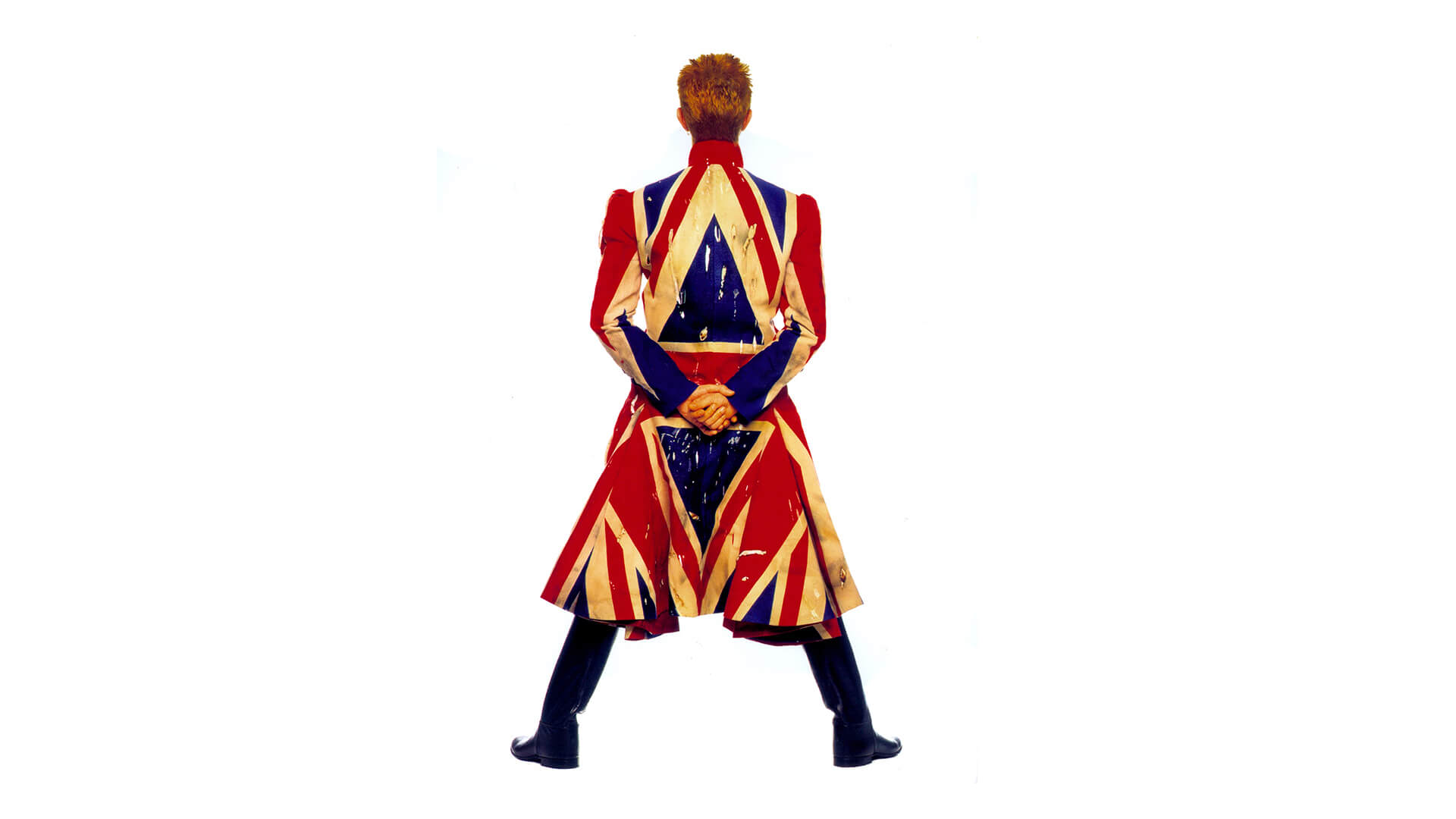 Image of David Bowie is
