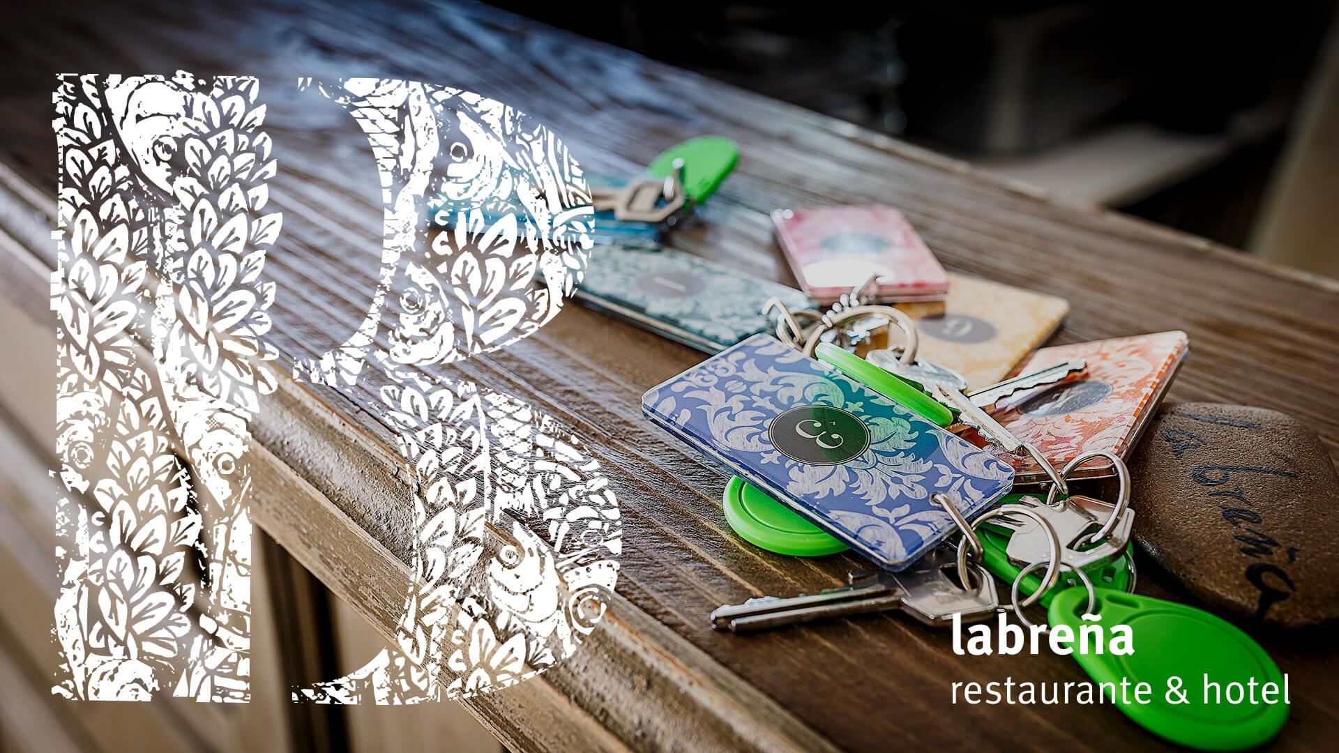 Imagen de Desarrollo web hotel La Breña