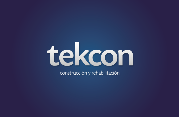 tekcon. Contruction and rehabilitation