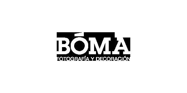 Logotipo de BOMA