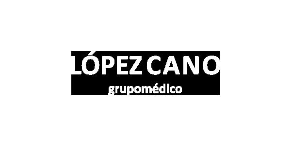 Logotipo de Grupo médico López Cano