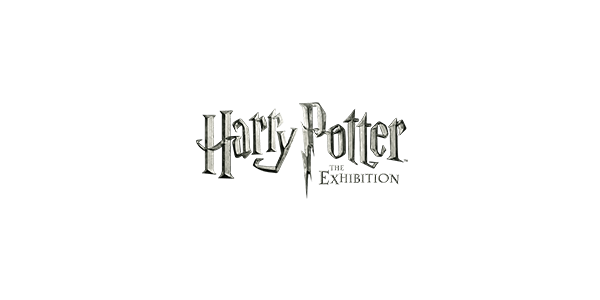 Logotipo de Desarrollo web Harry Potter Exhibition