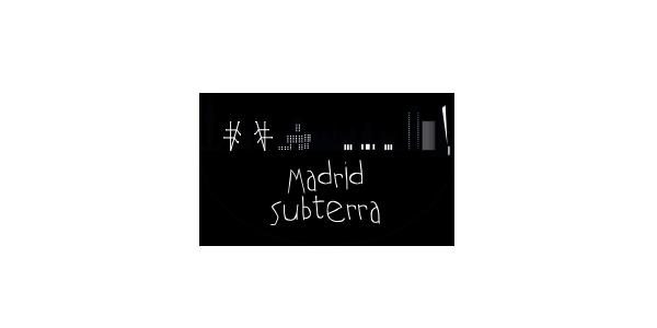 Logotipo de Madrid Subterra